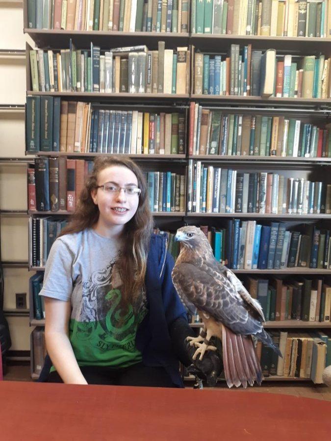 Living the Wild Life: Emma Strassbergs Senior Internship