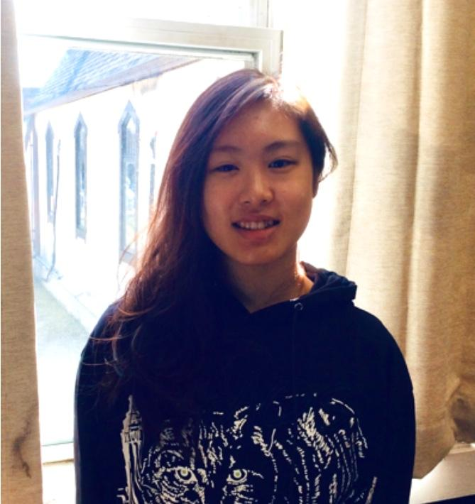 Meet our Newest Student, Josephine Chan!
